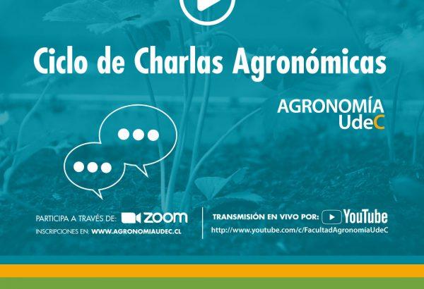 Ciclo de Charlas Agronómicas junio/julio