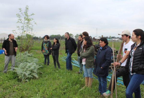 En Agronomía UdeC realizan Taller Inductorio sobre Agricultura Biodinámica