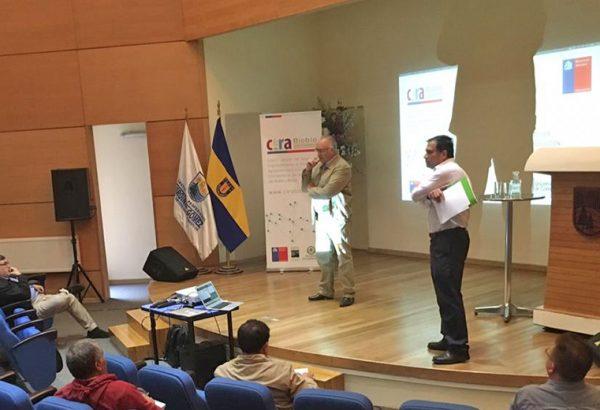 Agronomía UdeC lidera Centro de Información Regional Silvoagropecuario