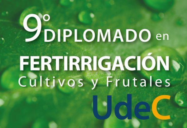 Diplomado en Fertirrigación de Cultivos y Frutales