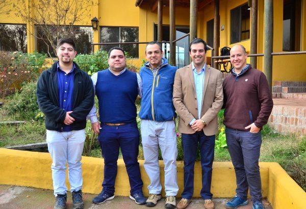 Actores relevantes de la industria del kiwi analizaron nuevas estrategias en el manejo del fruto