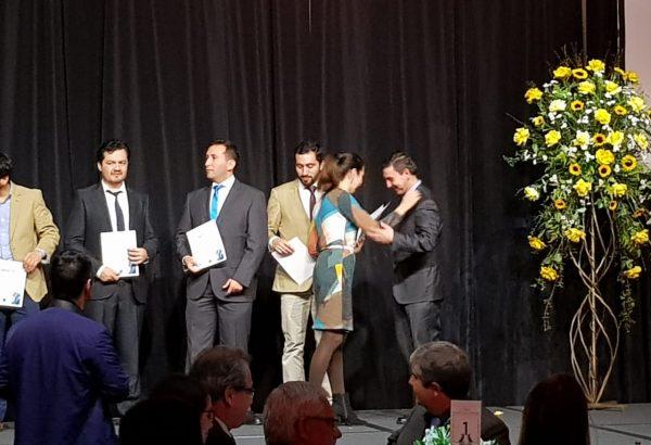 """Investigadores de Agronomía fueron galardonados en ceremonia de Premios """"Ciencia con Impacto 2019"""""""