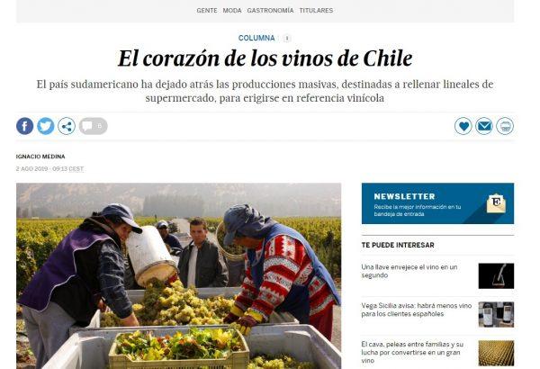 Diario El País de España destaca trabajo de dos exalumnos de Agronomía UdeC