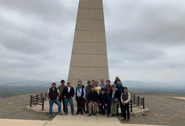 Estudiantes de Diplomado en Fertirrigación realizan gira técnica a Perú