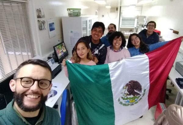 Estudiantes mexicanos realizan estancia profesional en Agronomía UdeC