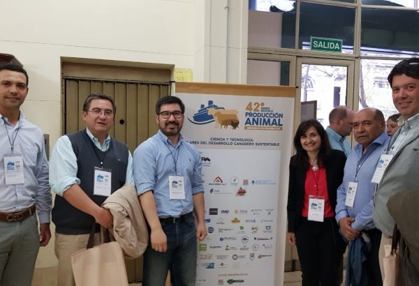 Académicos participan en el 42 Congreso Anual de la Asociación Argentina de Producción Animal