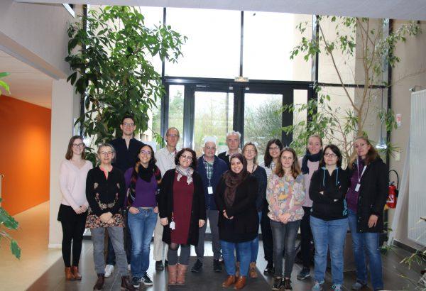 Docente de Agronomía UdeC realiza visita a INRAE en Francia
