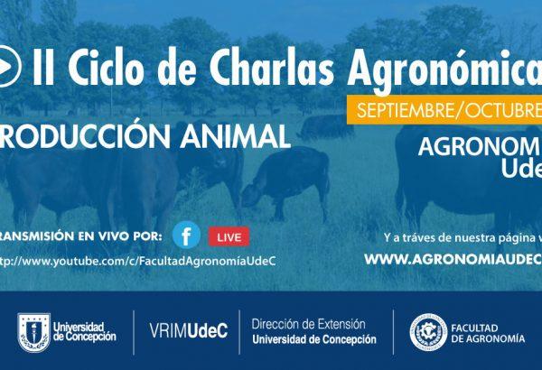 II Ciclo de Charlas Agronómicas / Septiembre- Octubre