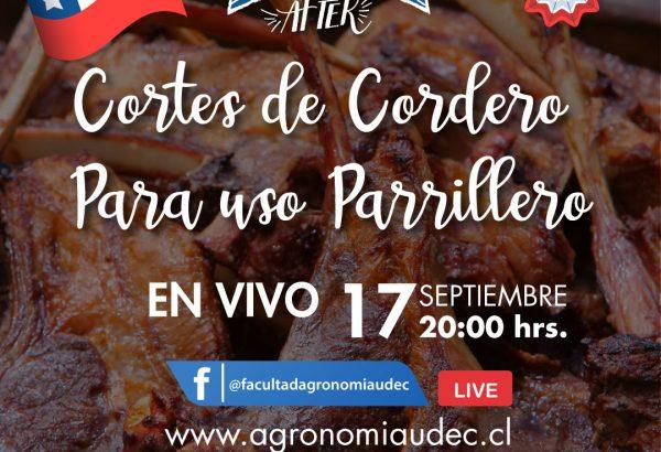 """II Agro-after """"Cortes de Cordero Para uso Parrillero"""""""