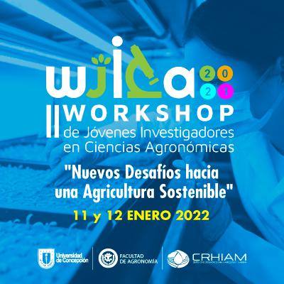Workshop de Jóvenes Investigadores en Cs. Agronómicas WJICA 2021